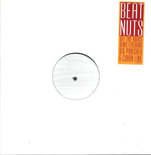 "The Beatnuts: Off The Books Remix, 12"" Maxi Single (Vinyl)"