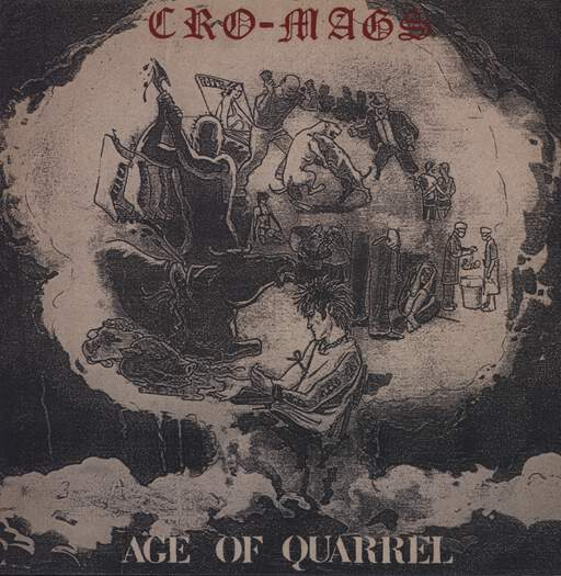 Cro-Mags: Age Of Quarrel, LP (Vinyl)