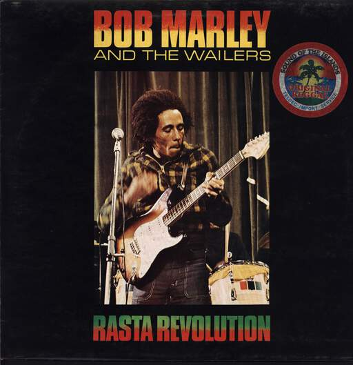 Bob Marley & The Wailers: Rasta Revolution, LP (Vinyl)