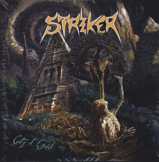 Striker: City Of Gold, LP (Vinyl)