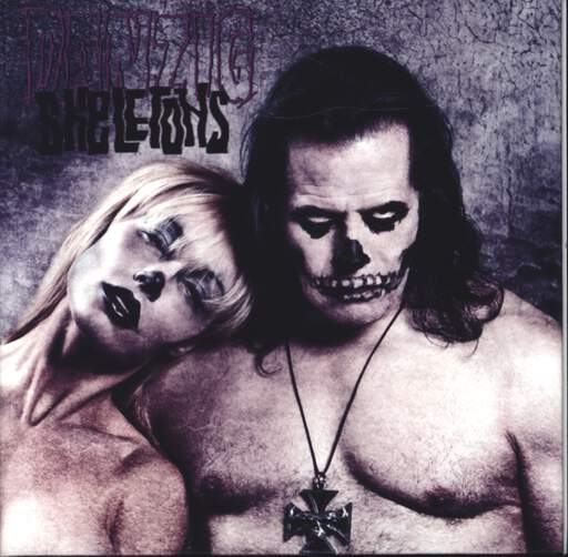 Danzig: Skeletons, CD