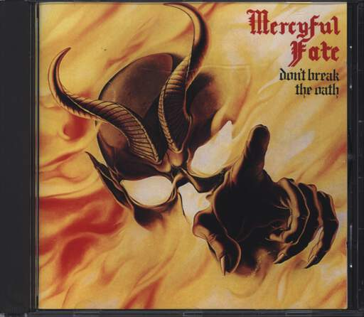 Mercyful Fate: Don't Break The Oath, CD