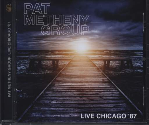 Pat Metheny Group: Live Chicago '87, CD