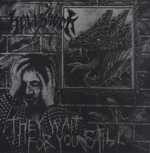 Hellshock: They Wait For You Still, LP (Vinyl)