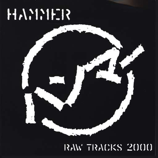 "Hammer: Raw Tracks 2000, 7"" Single (Vinyl)"