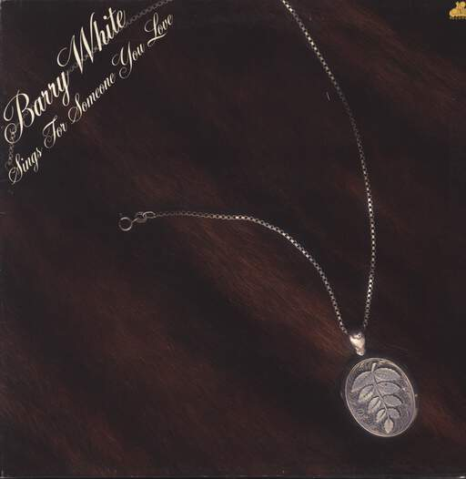 Barry White: Barry White Sings For Someone You Love, LP (Vinyl)