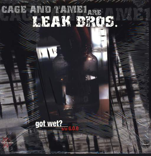 "Leak Bros: Got Wet? / G.O.D., 12"" Maxi Single (Vinyl)"