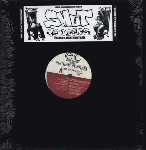 "Smut Peddlers: One By One / The Hole Repertoire, 12"" Maxi Single (Vinyl)"