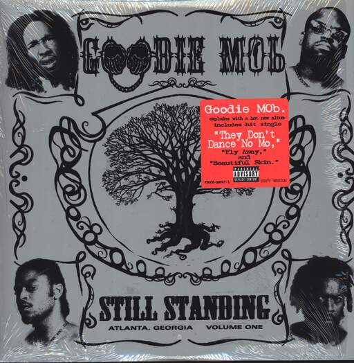 Goodie Mob: Still Standing, LP (Vinyl)