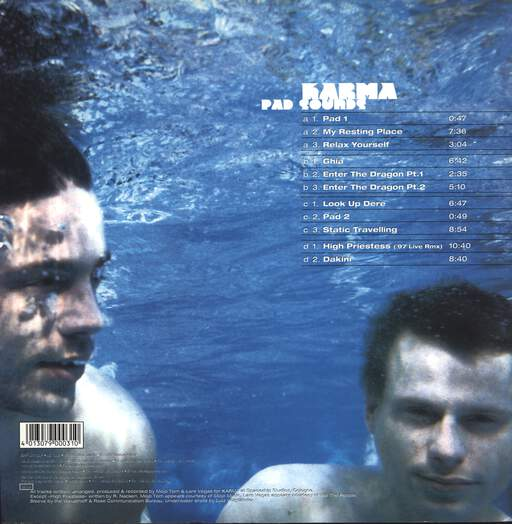 Karma: Pad Sounds, LP (Vinyl)