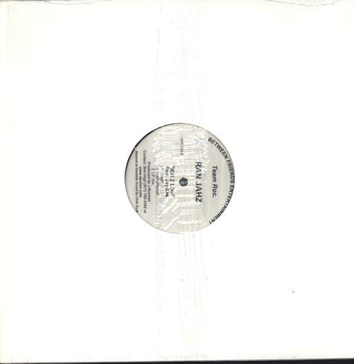 "Da Ranjahz: Friction Sequel, 12"" Maxi Single (Vinyl)"