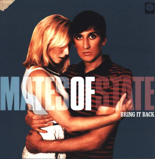 Mates Of State: Bring It Back, LP (Vinyl)
