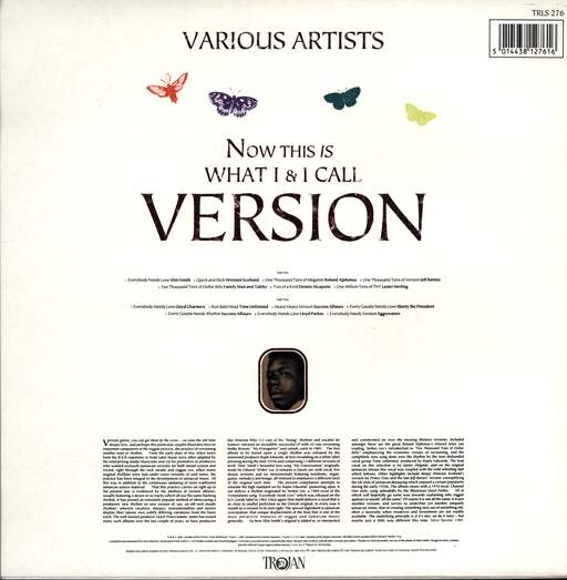 Various: Now This Is What I & I Call Version, LP (Vinyl)