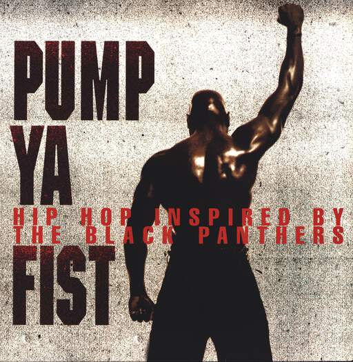Various: Pump Ya Fist (Hip Hop Inspired By The Black Panthers), LP (Vinyl)