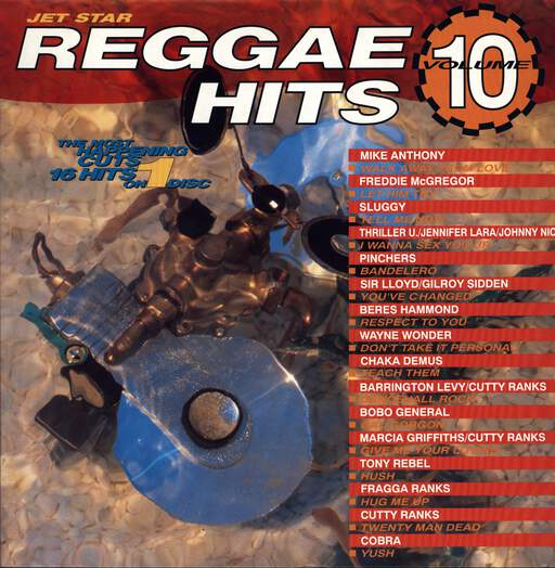 Various: Reggae Hits Volume 10, LP (Vinyl)