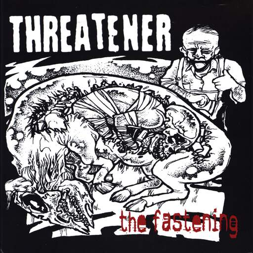 "Threatener: The Fastening, 7"" Single (Vinyl)"