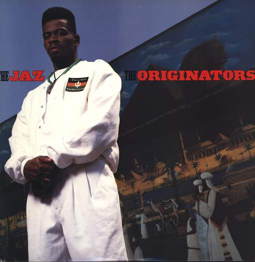 "The Jaz: The Originators, 12"" Maxi Single (Vinyl)"