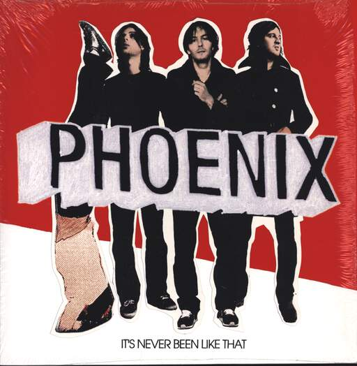 Phoenix: It's Never Been Like That, LP (Vinyl)