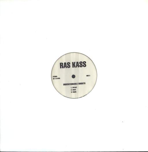 "Ras Kass: Understandable Smooth / The Music Of Business, 12"" Maxi Single (Vinyl)"