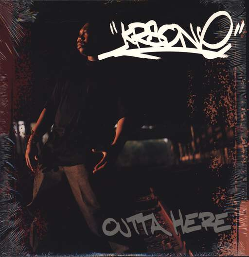 "Krs-One: Outta Here, 12"" Maxi Single (Vinyl)"