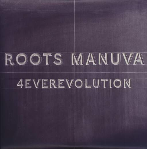 Roots Manuva: 4everevolution, LP (Vinyl)
