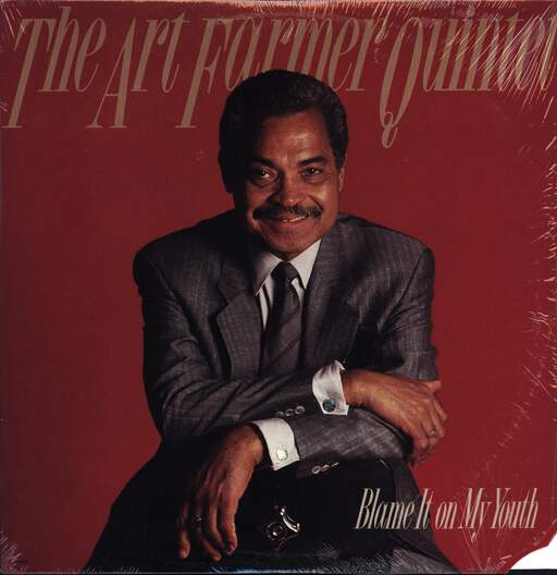 Art Farmer Quintet: Blame It On My Youth, LP (Vinyl)