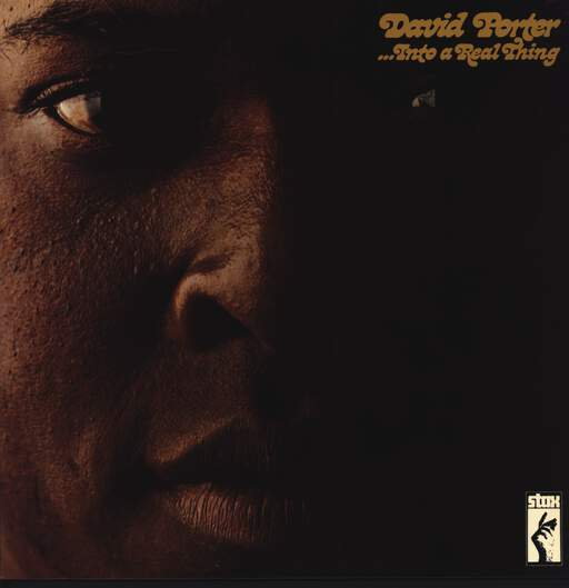 David Porter: ...Into A Real Thing, LP (Vinyl)