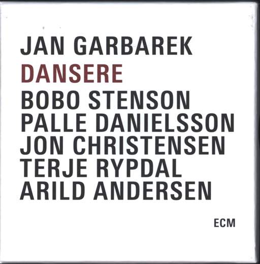 Jan Garbarek: Dansere, CD