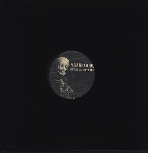 "Paranoid Android: Beyond And Back, 12"" Maxi Single (Vinyl)"