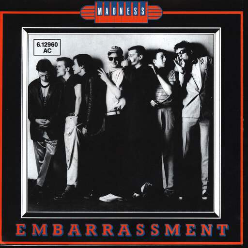 "Madness: Embarrassment, 7"" Single (Vinyl)"