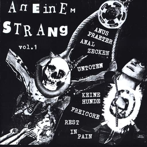 "Various: An Einem Strang Vol. 1, 7"" Single (Vinyl)"