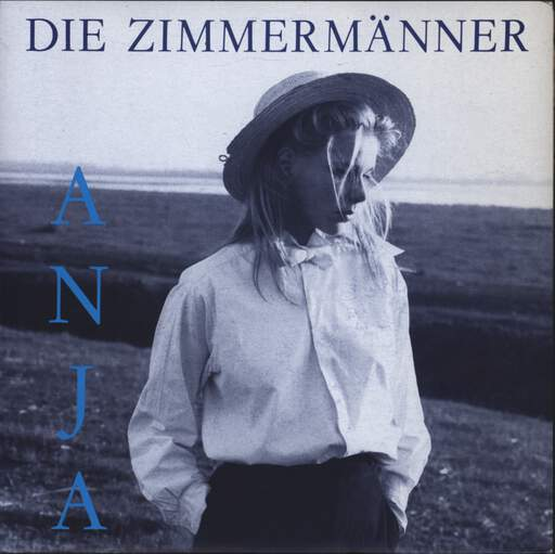 "Die Zimmermänner: Anja, 7"" Single (Vinyl)"