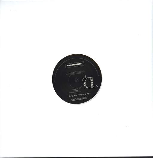 Cryptic One: The Anti-Mobius Strip Theory, LP (Vinyl)