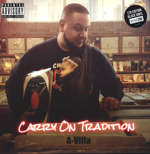 A-Villa: Carry On Tradition, LP (Vinyl)