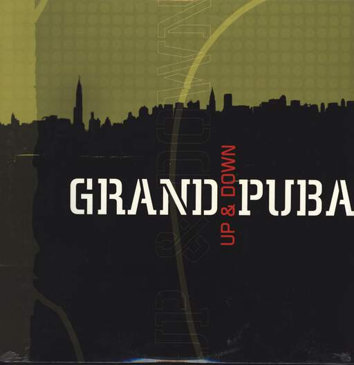 "Grand Puba: Up & Down, 12"" Maxi Single (Vinyl)"