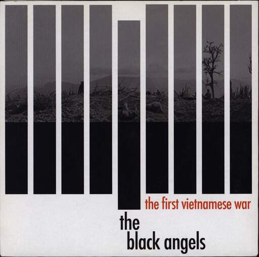 "The Black Angels: The First Vietnamese War, 7"" Single (Vinyl)"