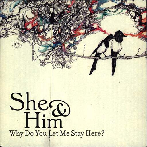 "She & Him: Why Do You Let Me Stay Here?, 7"" Single (Vinyl)"