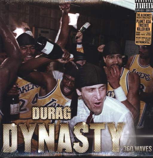 Durag Dynasty: 360 Waves, LP (Vinyl)