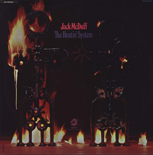 Brother Jack McDuff: The Heatin' System, LP (Vinyl)
