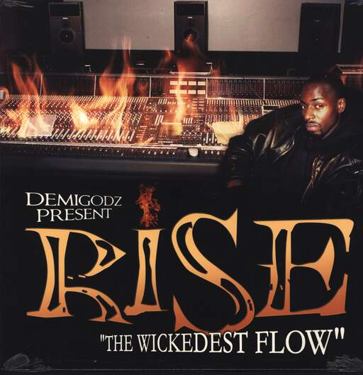 "Rise: The Wickedest Flow, 12"" Maxi Single (Vinyl)"