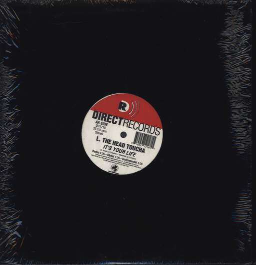 "L Da Headtoucha: Too Complex / It's Your Life, 12"" Maxi Single (Vinyl)"