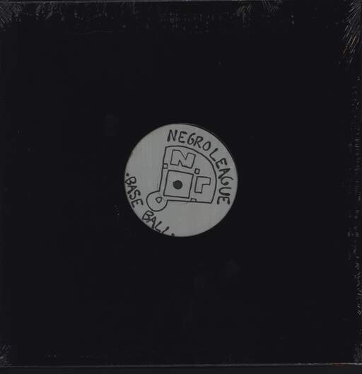 "Natural Resource: Negro League Baseball / They Lied, 12"" Maxi Single (Vinyl)"