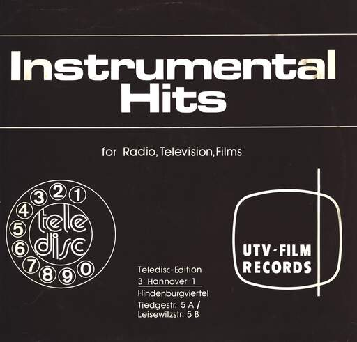 Chor U. Orchester Günther Leimstoll: Instrumental Hits For Radio, Television, Films., LP (Vinyl)