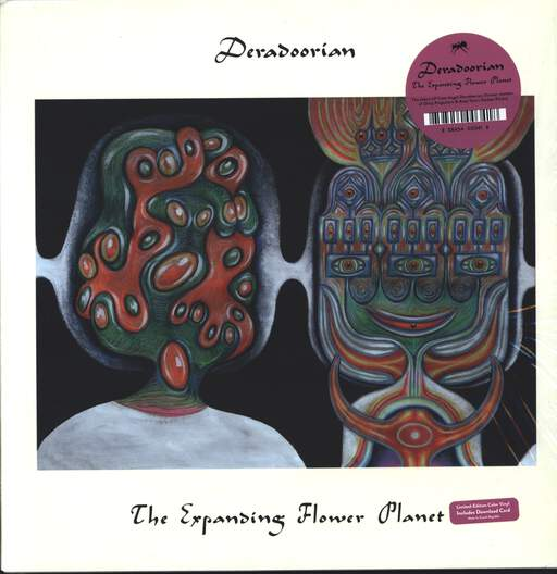 Deradoorian: The Expanding Flower Planet, LP (Vinyl)