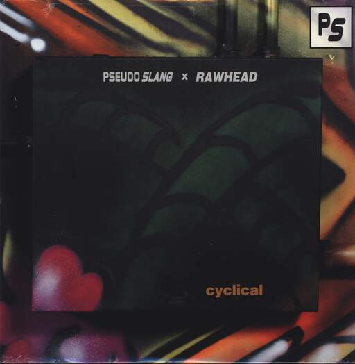 "Pseudo Slang: Cyclical, 12"" Maxi Single (Vinyl)"
