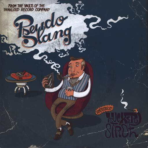 "Pseudo Slang: Cool Letter Man, 7"" Single (Vinyl)"