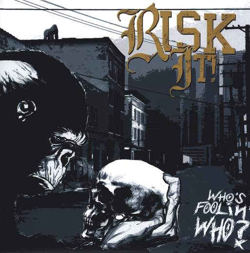 Risk It!: Who's Foolin' Who?, LP (Vinyl)