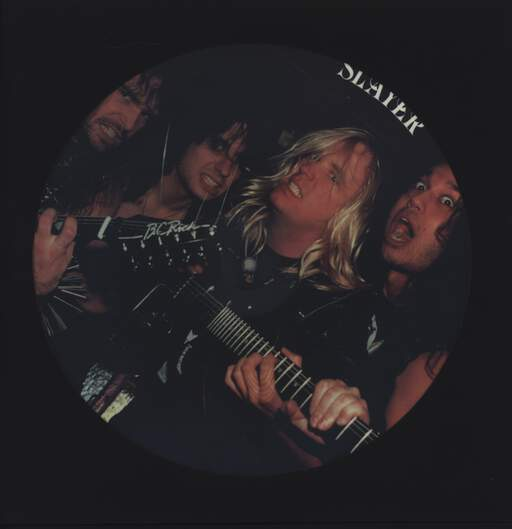 Slayer: Limited Edition Interview Picture Disc, LP (Vinyl)