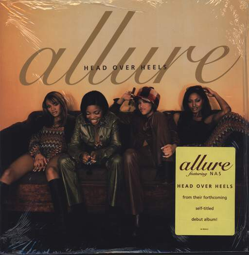 "Allure: Head Over Heels, 12"" Maxi Single (Vinyl)"