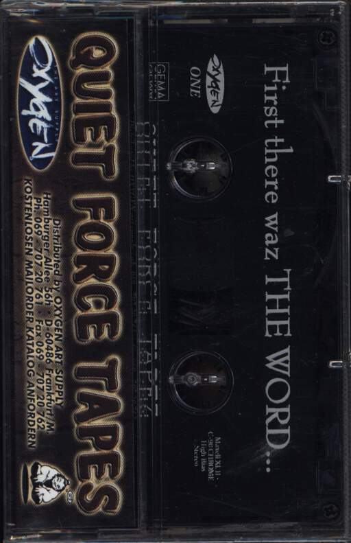 Various: First There Waz The Word... (1st Decade), Compact Cassette